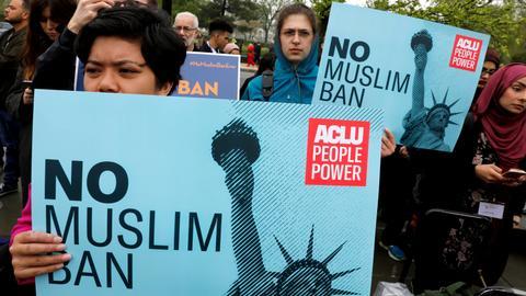 US Supreme Court upholds Trump's travel ban