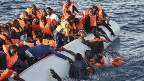 239 refugees die in two shipwrecks off Libyan coast