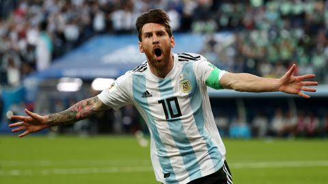 Messi left out of FIFA player of the year shortlist