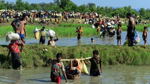 Myanmar military leaders guilty of 'crimes against humanity' — Amnesty