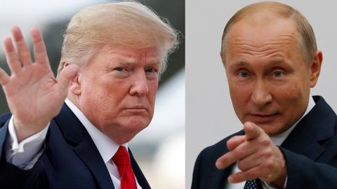 Trump-Putin summit to happen in July