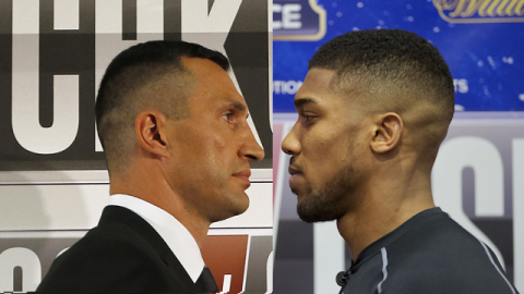 Joshua and Klitschko to battle for WBA title in 2017