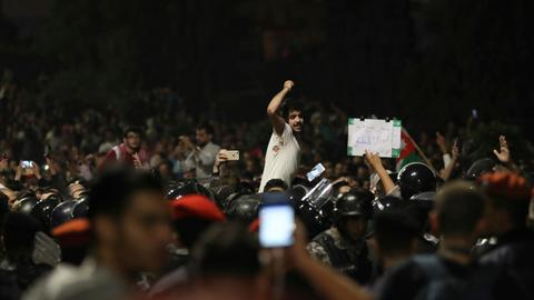 Will recent protests in Jordan lead to a revitalised civil society?