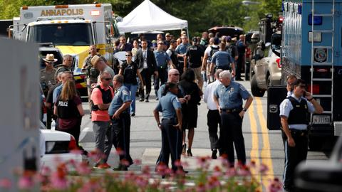 Maryland's Capital Gazette publishes Friday edition after attack