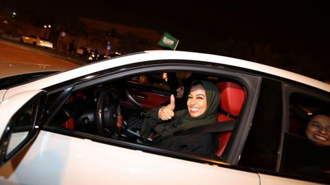What it means for Saudi women to take the wheel amid growing tensions