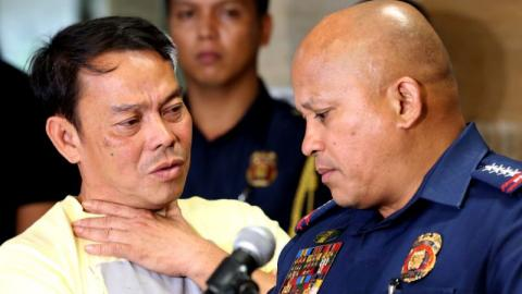 Philippine mayor linked to illegal drugs trade killed in prison