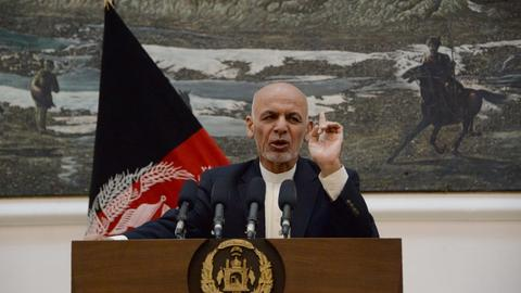 Afghan president orders end to unilateral ceasefire
