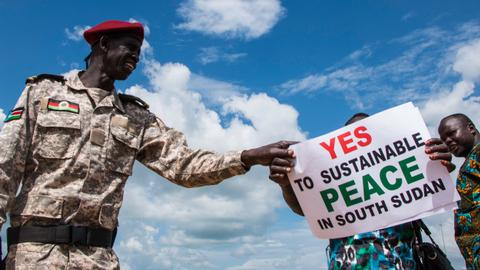 South Sudan opposition accuses government of breaking ceasefire