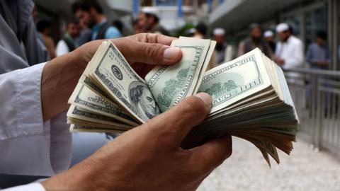 Opportunities for Afghan money traders as Iran sanctions loom