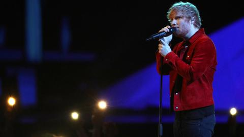 Part owner of Marvin Gaye song sues Ed Sheeran for $100M