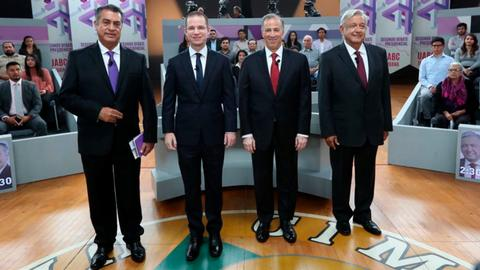 Meet the four candidates vying to become Mexico's president