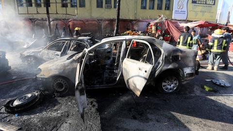 Deadly blast hits eastern Afghan city, targeting Sikh minority