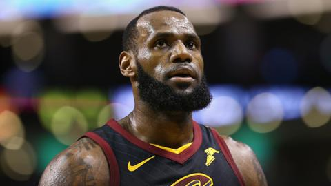 LeBron James to join NBA Lakers in four-year deal worth $154 million