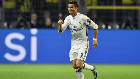 Madrid extends Ronaldo's contract until 2021
