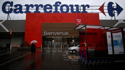 Tesco and Carrefour teaming up to keep prices down