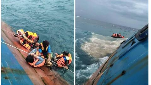 At least 31 die in Indonesia ferry accident