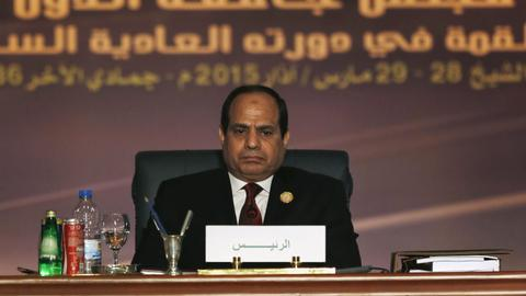 The Sinai insurgency is not the only war Sisi is losing