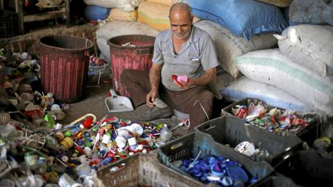 Barter website aims to end Egypt's waste problem