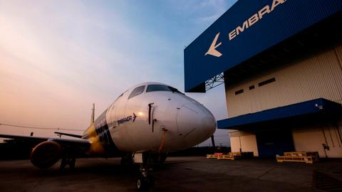Boeing to buy control of Embraer's commercial jet unit