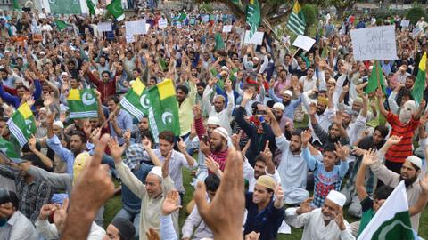 A rising tide of Kashmiri nationalism