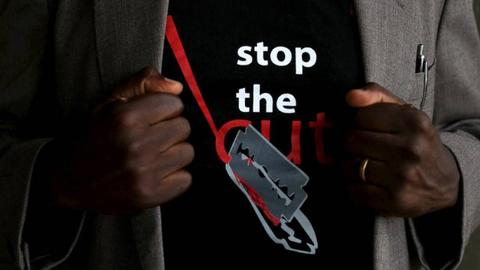 Thousands of female genital mutilation cases recorded in Britain