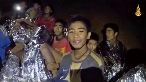 FIFA boss invites trapped Thai boys to World Cup final
