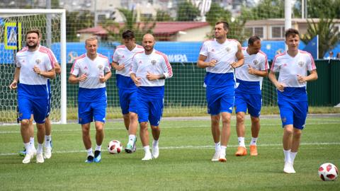 World Cup: Sentiments high as hosts Russia face Croatia for semi-final spot