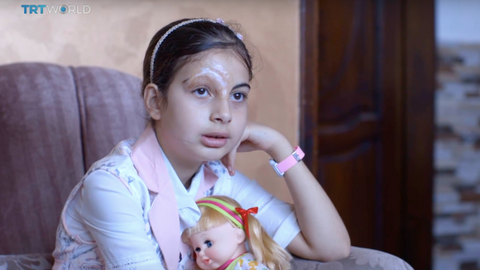 First parents, now friend, Gaza girl mourns deaths caused by Israeli troops