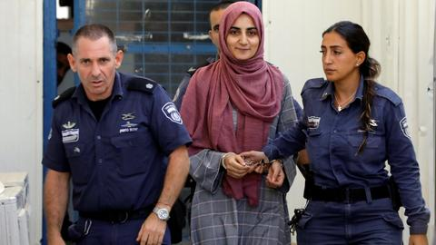 Israel charges Turkish tourist with 'aiding Hamas'