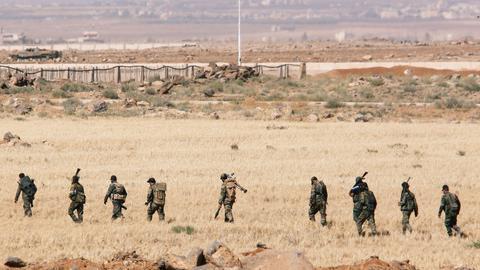 Regime forces 'completely' besiege Syria's Daraa enclave – rebels