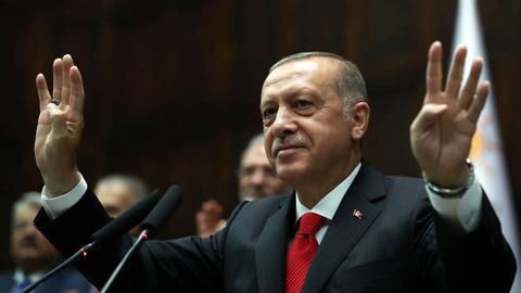 Turkish president to take oath, announce Cabinet