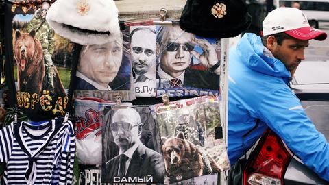 Is the World Cup whitewashing Russia's crimes?