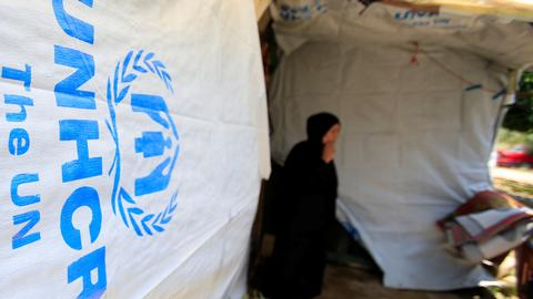 Syrian refugees in Lebanon leave behind a trail of UN havoc