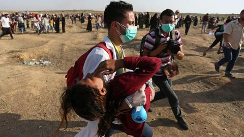 Who will heal Gaza's medical workers?