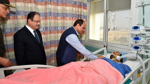 Egyptian hospitals ordered to play national anthem daily