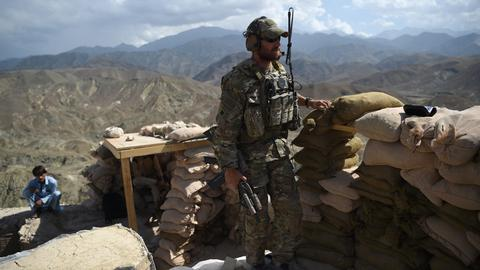 'Heavy casualties' as Taliban attacks military bases in Afghanistan
