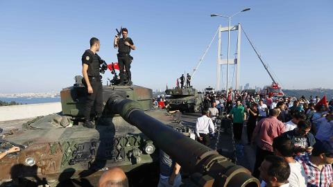 Turkey sentences top coup plotter, 16 accomplices 141 life sentences each