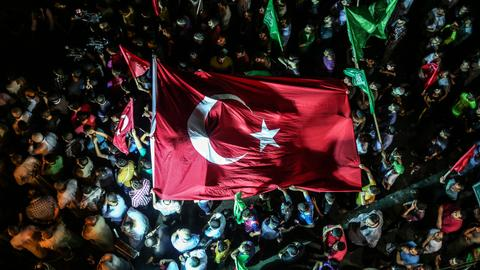 Did the attempted coup derail the Turkish economy?
