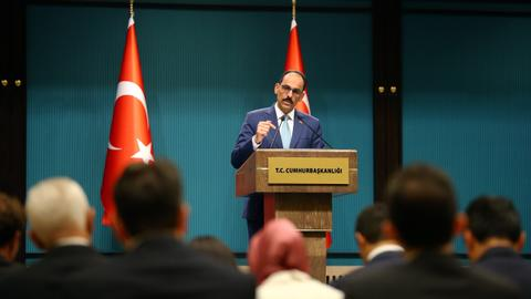 Turkey is not without alternatives, presidential aide says