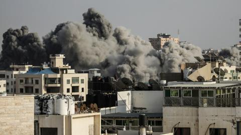 Israel kills two Palestinian teenagers in air strike – Gaza ministry