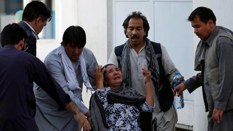 Daesh claims responsibility for Kabul suicide bomb attack