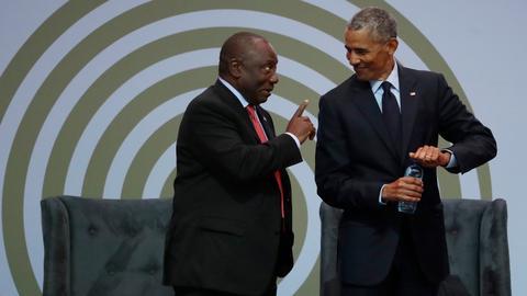 Africa is celebrating Nelson Mandela's 100th birthday