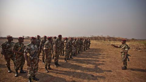 China donates nearly $8 million to Cameroon's security forces