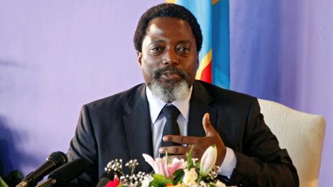 Kabila maintains suspense over election plans