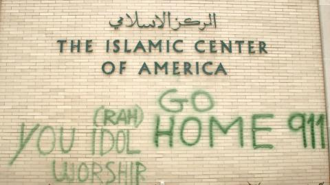 FBI says hate crimes against Muslims up by 67 percent in US