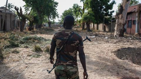 Thirteen Nigerian troops, policeman killed in Boko Haram attack