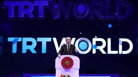 Turkey enters the global media stage with TRT World