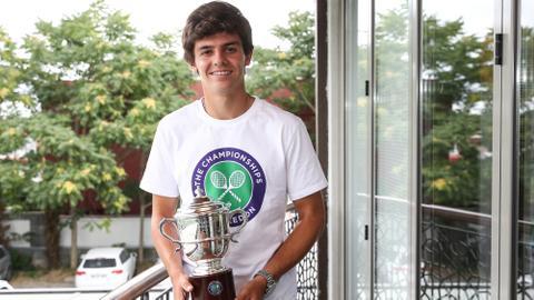 Turkey's pride at Wimbledon