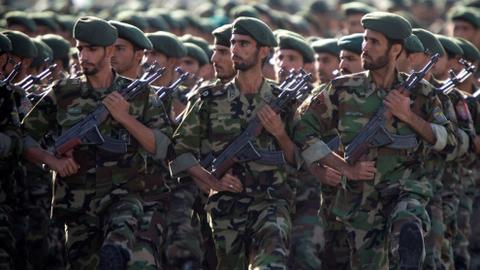 Militants kill 11 Iranian soldiers near Iraqi border