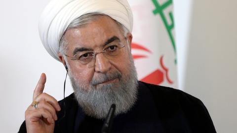 Rouhani warns Trump: War with Iran will be 'mother of all wars'
